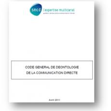 Déontologie de la Communication Directe : le nouveau code du SNCD