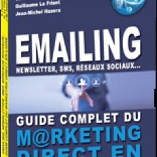 Le livre Emailing - Newsletter
