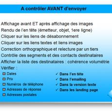 Commandement Emailing 7/100 : Tu testeras tes campagnes AVANT envoi