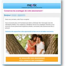 Commandement Emailing 97/100 : Tu personnaliseras ta communication