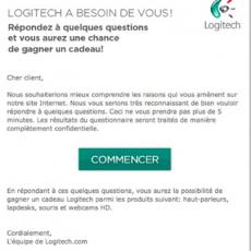 Extrait du Sendethic Day Été 2013 - Annonceur : Logitech