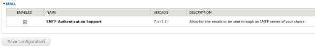 drupal-install-smtp-transactionnel--saveenable