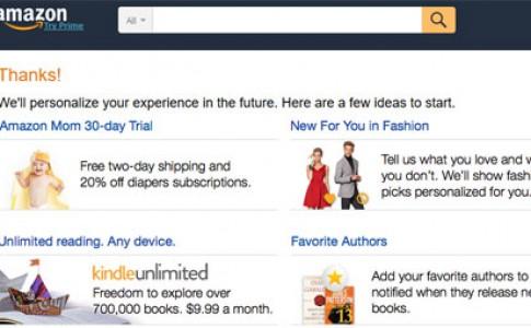 Résolution de rentrée : faites comme les meilleurs, l'exemple Amazon.com