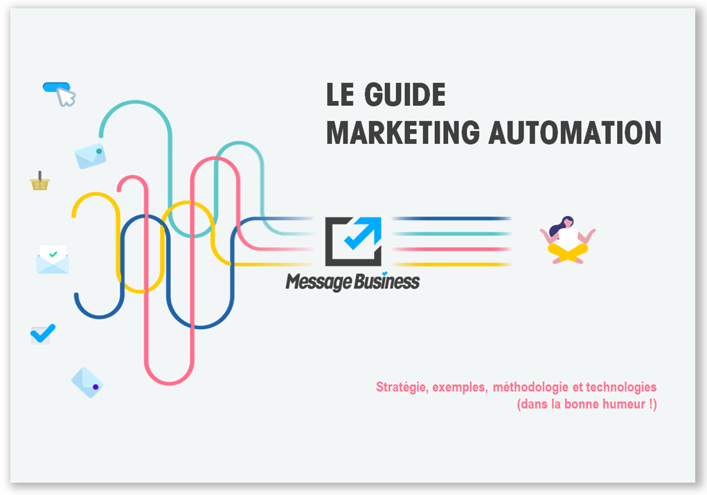 Livre Blanc Marketing Automation par Sendethic